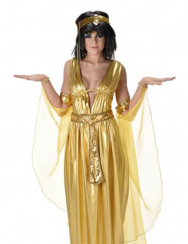 Kleopatra-Kostüm in gold-1