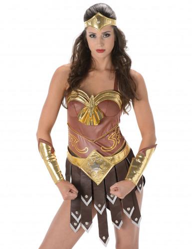Gladiatorin Kostüm für Damen-1