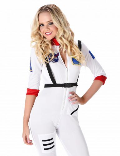 Astronauten Kostüm für Damen-1