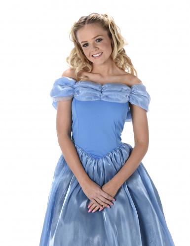 Mitternacht Prinzessinnen Kostüm für Damen-1