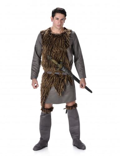 Wikingerkrieger Kostüm für Herren