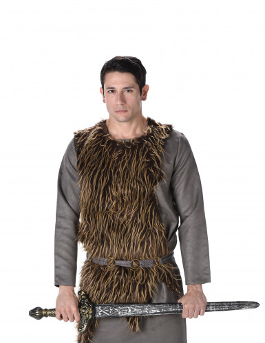 Wikingerkrieger Kostüm für Herren-1