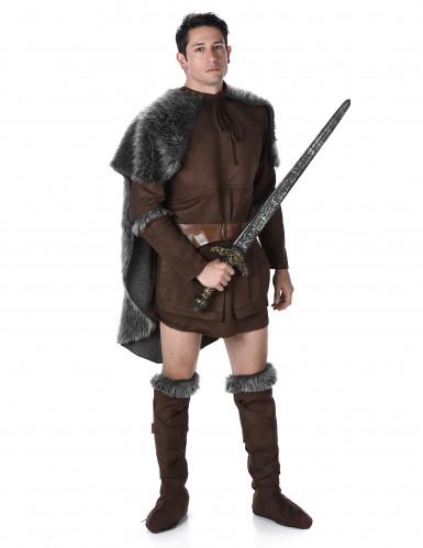 Wikinger Prinz Kostüm für Herren