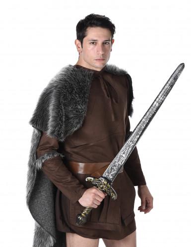 Wikinger Prinz Kostüm für Herren-1
