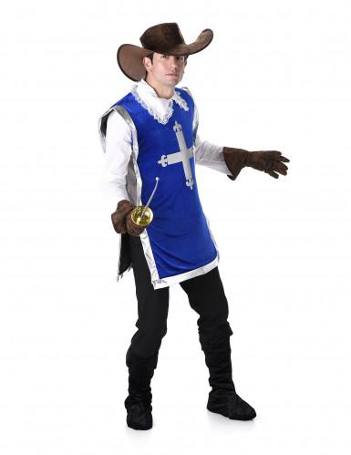 Musketier Kostüm für Herren