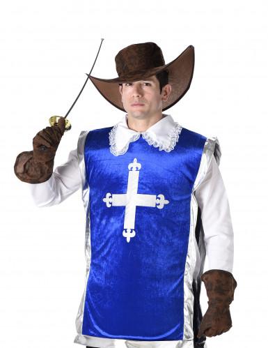 Musketier Kostüm für Herren-1