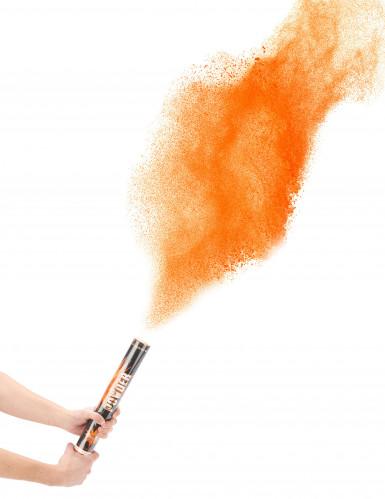 Orange Puder Kanone