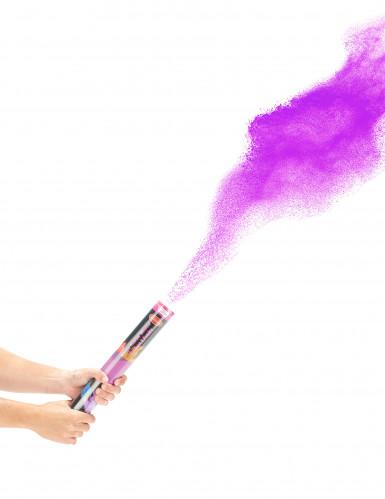 Bombe mit violettem Pulver 40 cm-1