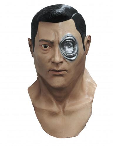 Cyborg Maske T-1000 - Terminator Genisys™  für Erwachsene