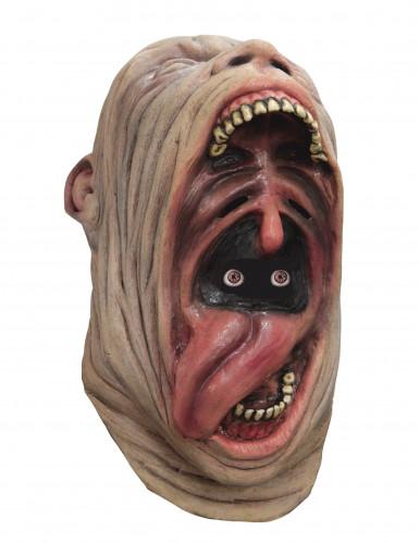 Animierte Halloween Maske - Hand bemalt