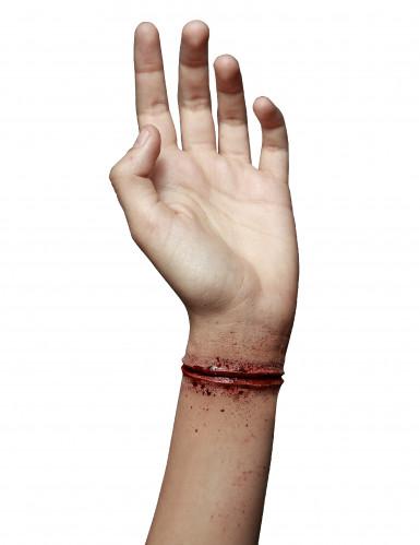 Falsche Handgelenksverletzung Erwachsene Halloween
