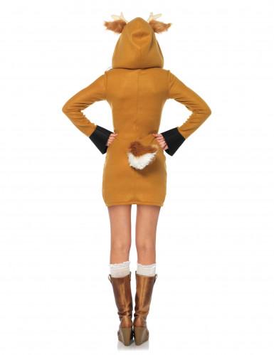 Rehkitz Kostüm für Damen-1