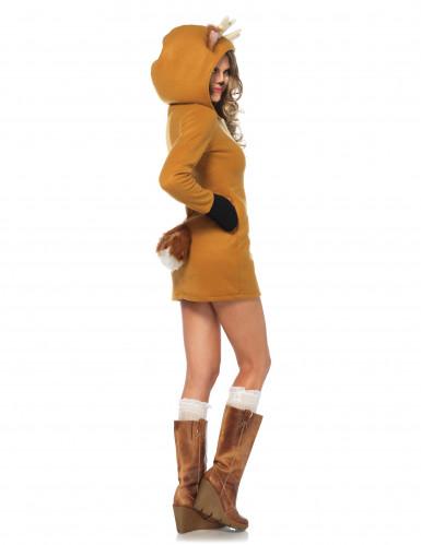 Rehkitz Kostüm für Damen-2
