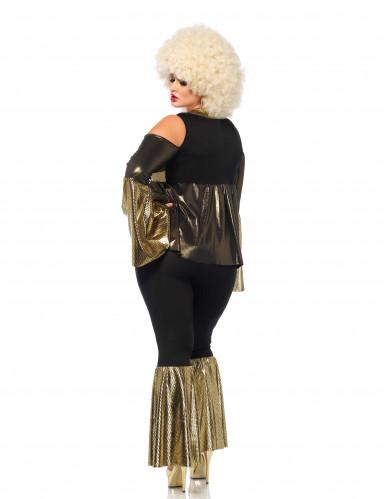 Disco Diva Kostüm für Damen-2