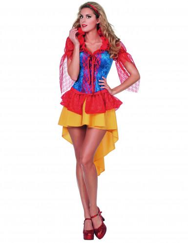 Sexy Märchen-Prinzessinnen Kostüm