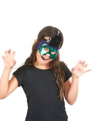 Hexenmaske Kinder