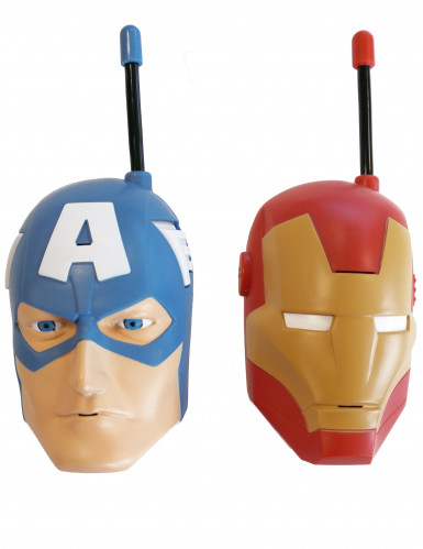 2 Walkie-Talkies Avengers™
