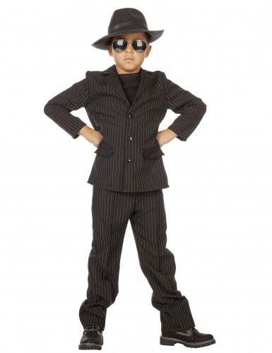 Gangster Kostüm für Kinder