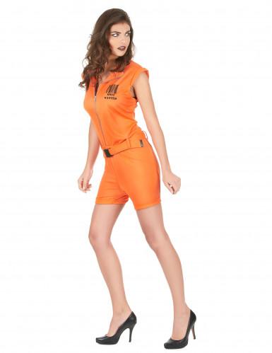 Sexy Gefangene Kostüm für Damen-1