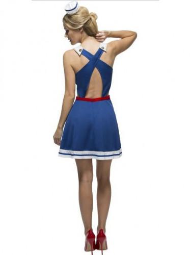 Sexy Matrosin Kostüm für Damen-2