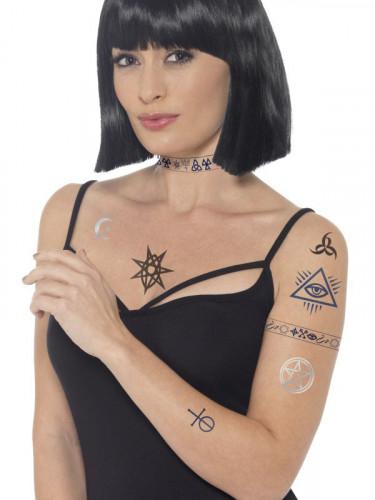 Fake Tattoos Halloween