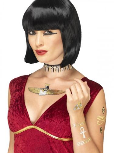 Temporary Tattoos Ägypten für Erwachsene
