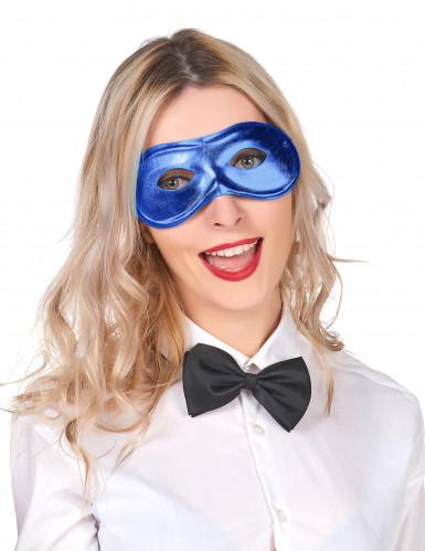 Augenmaske für Erwachsene blau