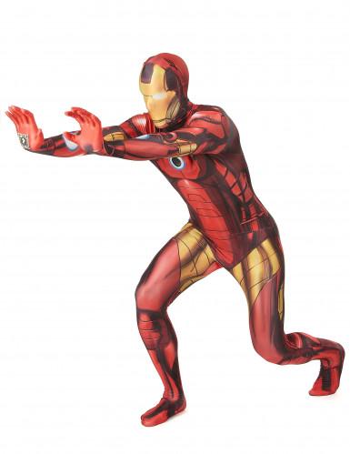 Zapper Iron Man™ Morphsuit™ Kostüm für Erwachsene-1