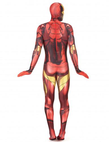 Zapper Iron Man™ Morphsuit™ Kostüm für Erwachsene-2