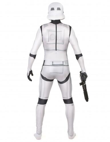 Zapper Stormtrooper™ Morphsuit™ Kostüm für Erwachsene-2
