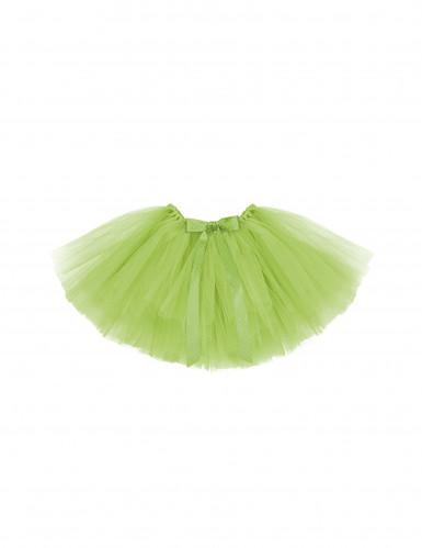 Grünes Ballettröckchen für Kinder