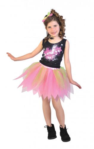 3 in 1 Set Fee Prinzessin Popstar für Mädchen-2