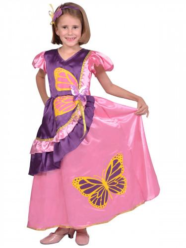 Schmetterling Prinzessin Kostüm für Kinder