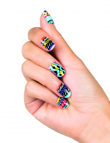 Unechte Fantasie Fingernägel