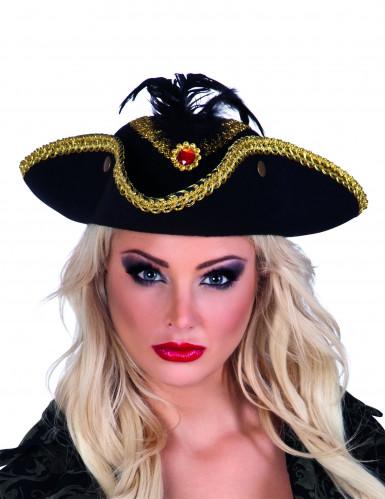 Piraten Dreispitz für Damen