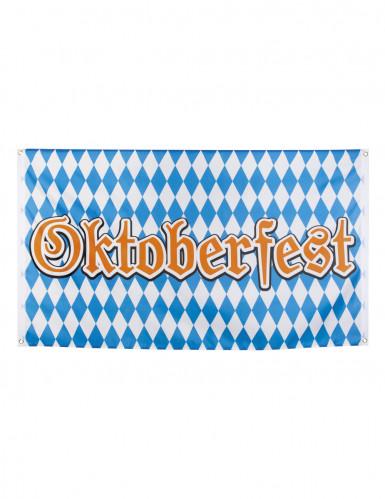 Stoff-Fahne Oktoberfest Einheitsgröße
