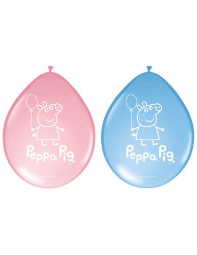 8 Luftballons Peppa Wutz™