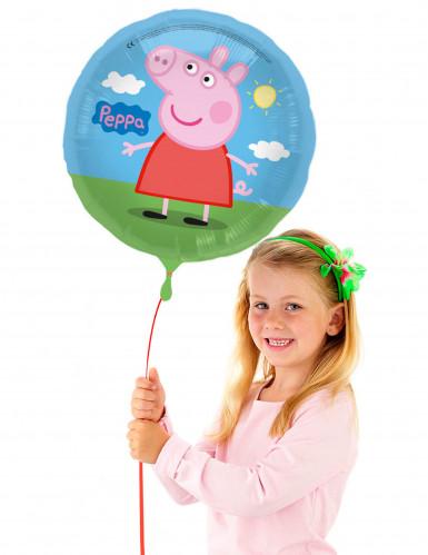 Luftballon Peppa Wutz™ aus Aluminium-1
