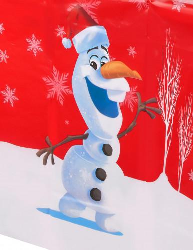 Olaf™ Weihnachts Tischdecke - Die Eiskönigin™-1