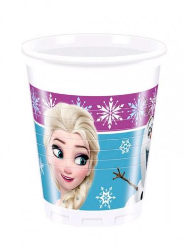 8 Trinkbecher Die Eiskönigin™