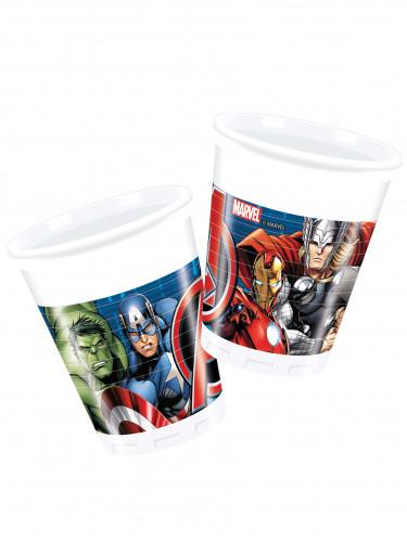 8 Avengers™ Becher 200 ml Marvel™