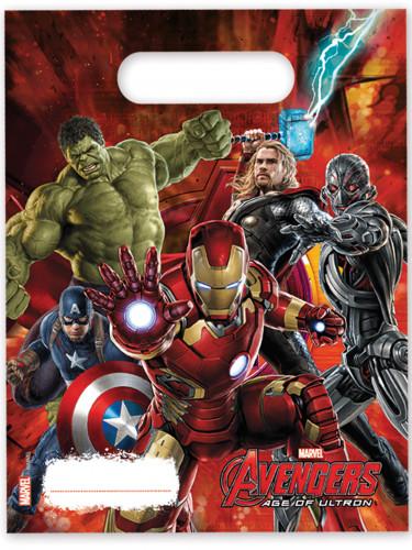 6 Geschenktüten Avengers: Age of Ultron™