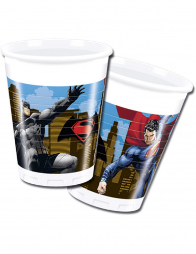 8 Batman™ VS. Superman™ Becher