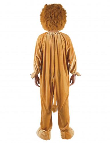 Maskottchen Kostüm Löwe-1