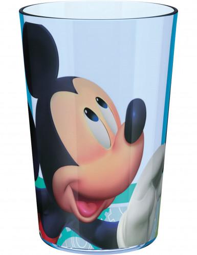 Plastikbecher transparent - Mickey™