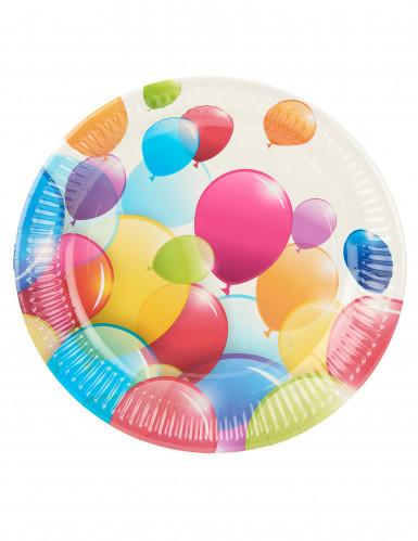 10 Teller - Luftballons