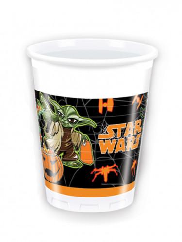 8 Star Wars™ Becher - Halloween