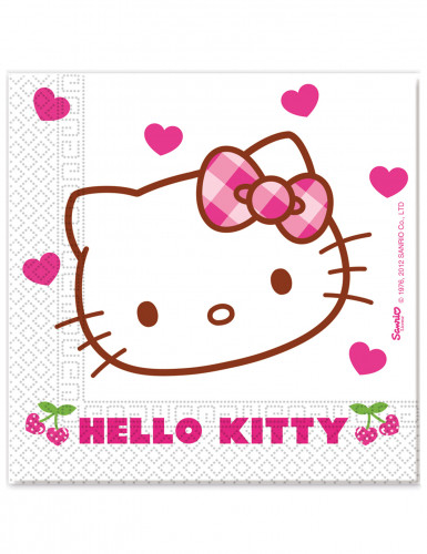 20 Servietten Hello Kitty™