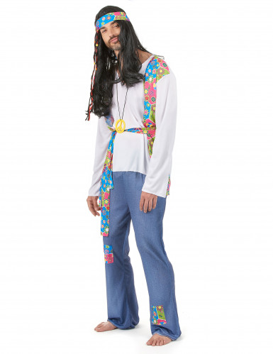 Hippie Kostüm 60er Jahre-1
