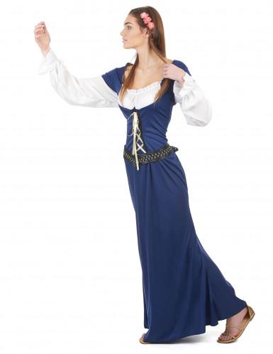 Mittelalter Kostüm und Bayerisches Dirndl Kostüm-2